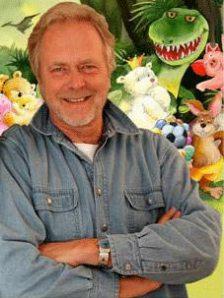 Hans Wilhelm, Author of over 200 Children's Books