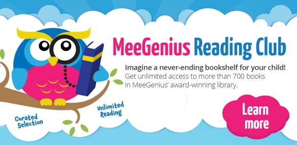 MeeGenius Reading Club