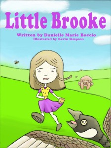 Little Brooke cover