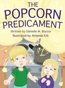 Popcorn Predicament cover